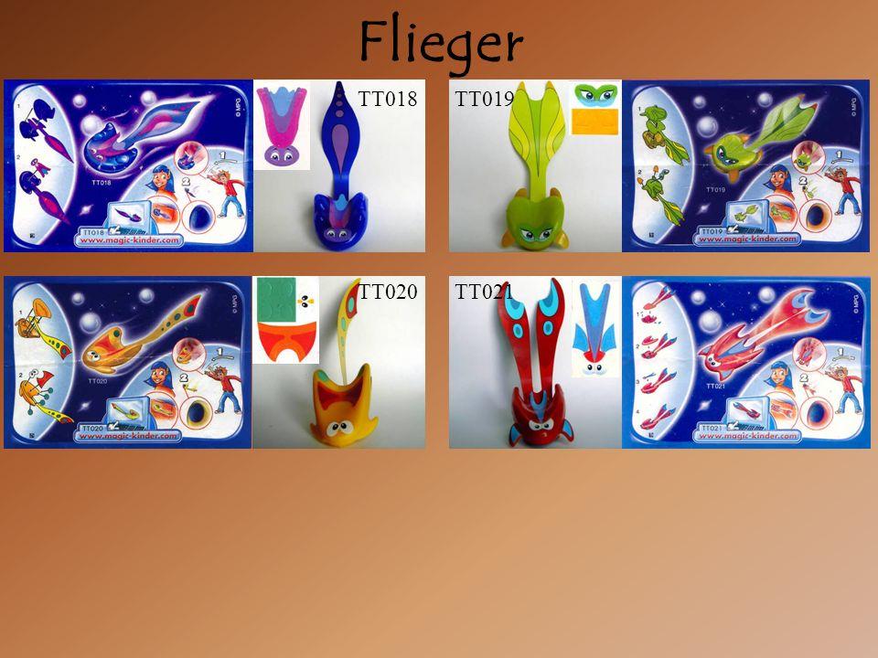 Flieger TT021TT020 TT018TT019