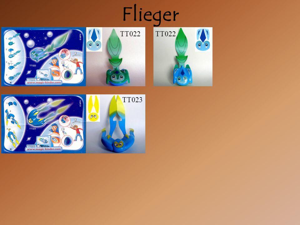 Flieger TT022 TT023 TT022