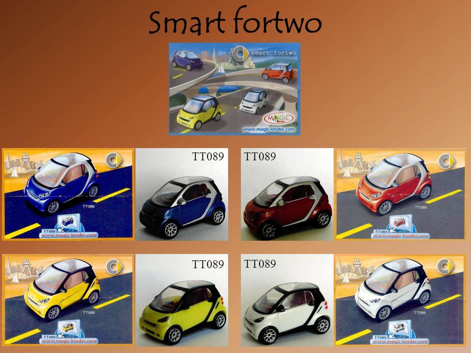 Smart fortwo TT089