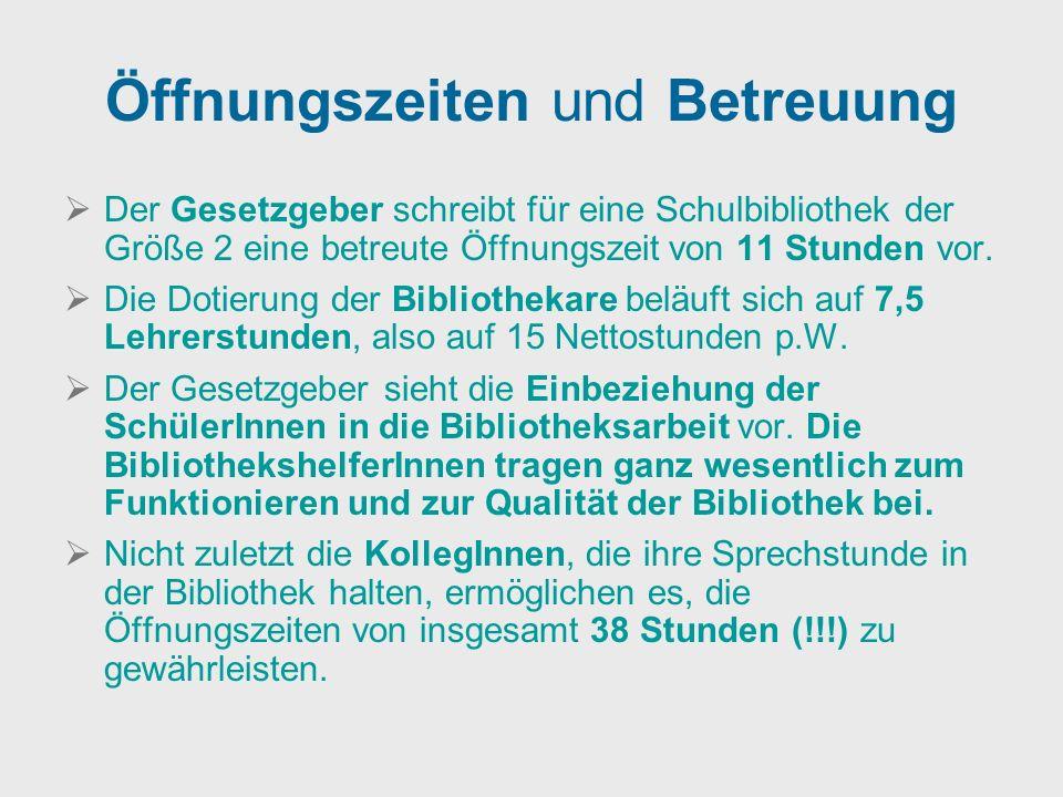 Die Bibliotheksordnung Die Schulbibliothek ist ein Ort des Lernens, des Lesens, des For- schens, der Vorberei- tung, der Konzen- tration, der Entspan- nung.