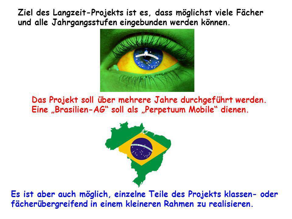 - Brasilien-Quiz mit Preisen ca.
