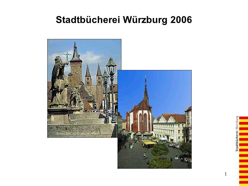 1 Stadtbücherei Würzburg 2006