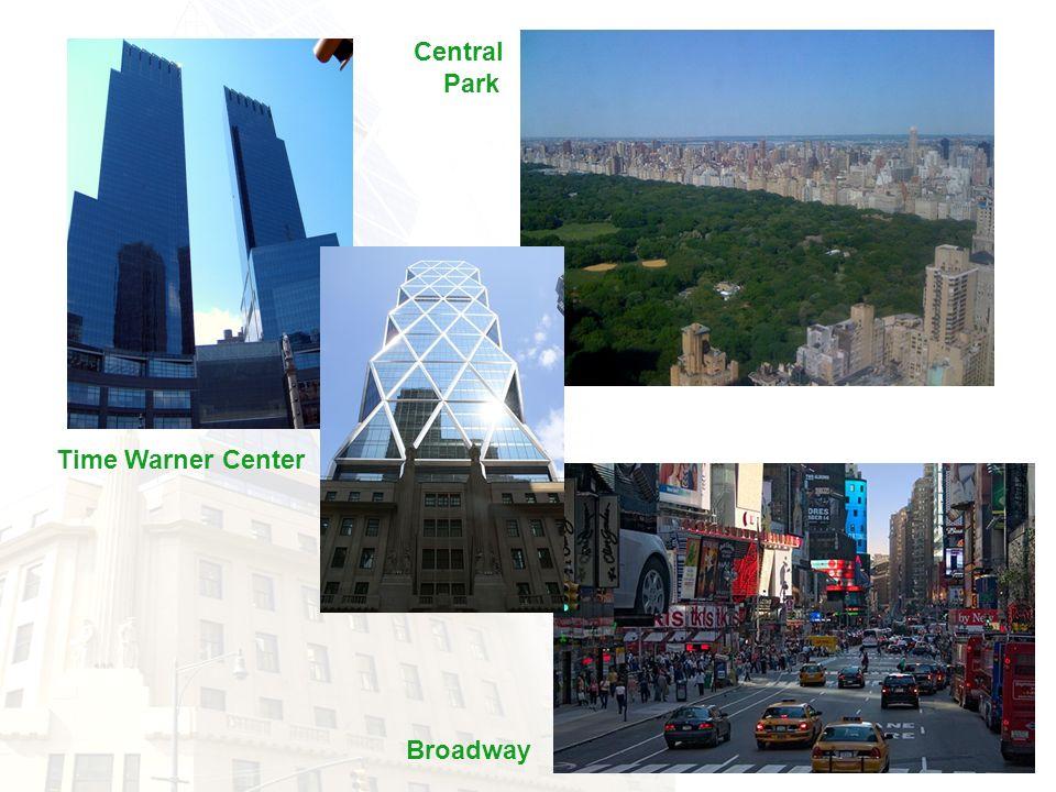 Time Warner Center Broadway Central Park