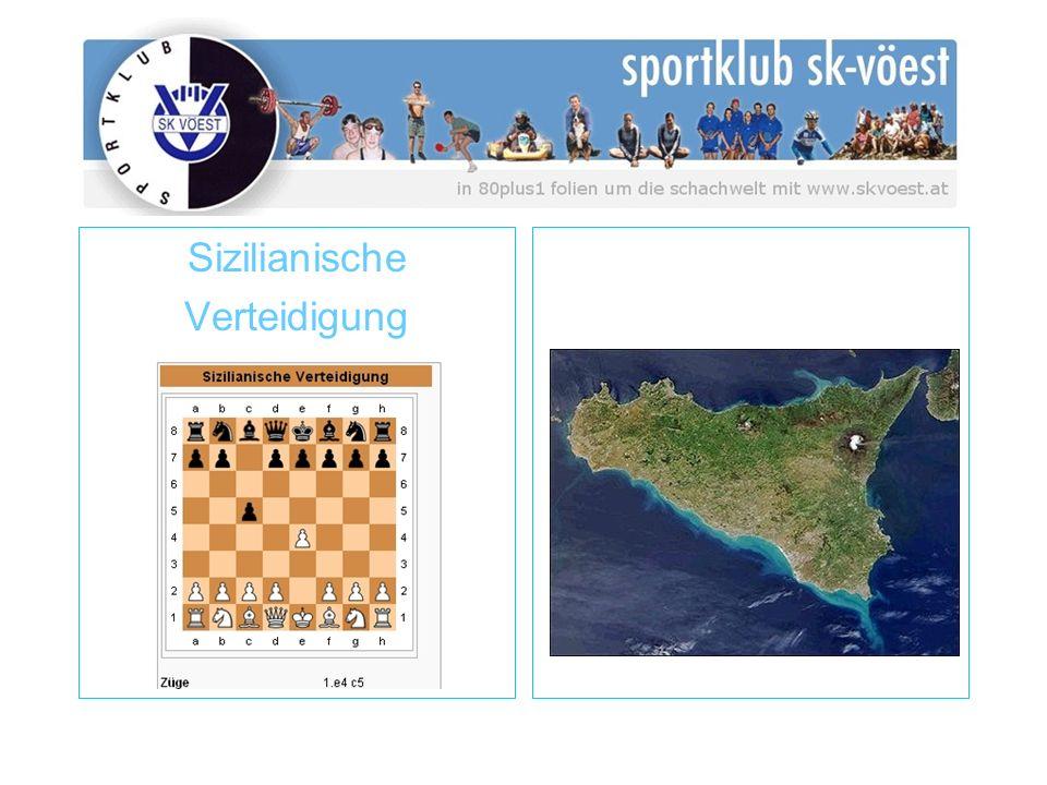 Sizilianische Verteidigung