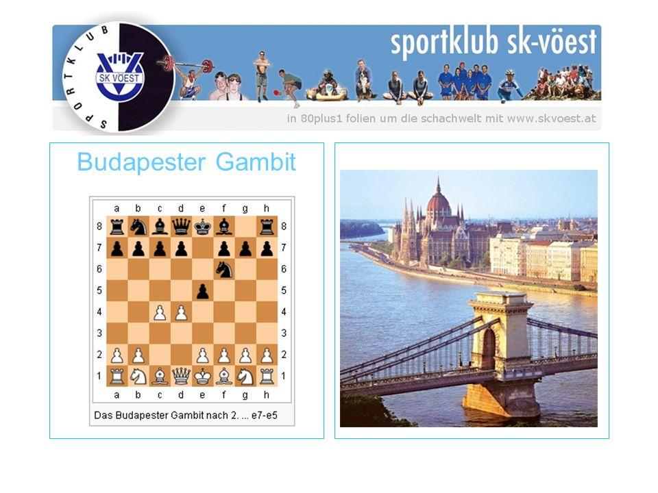 Budapester Gambit