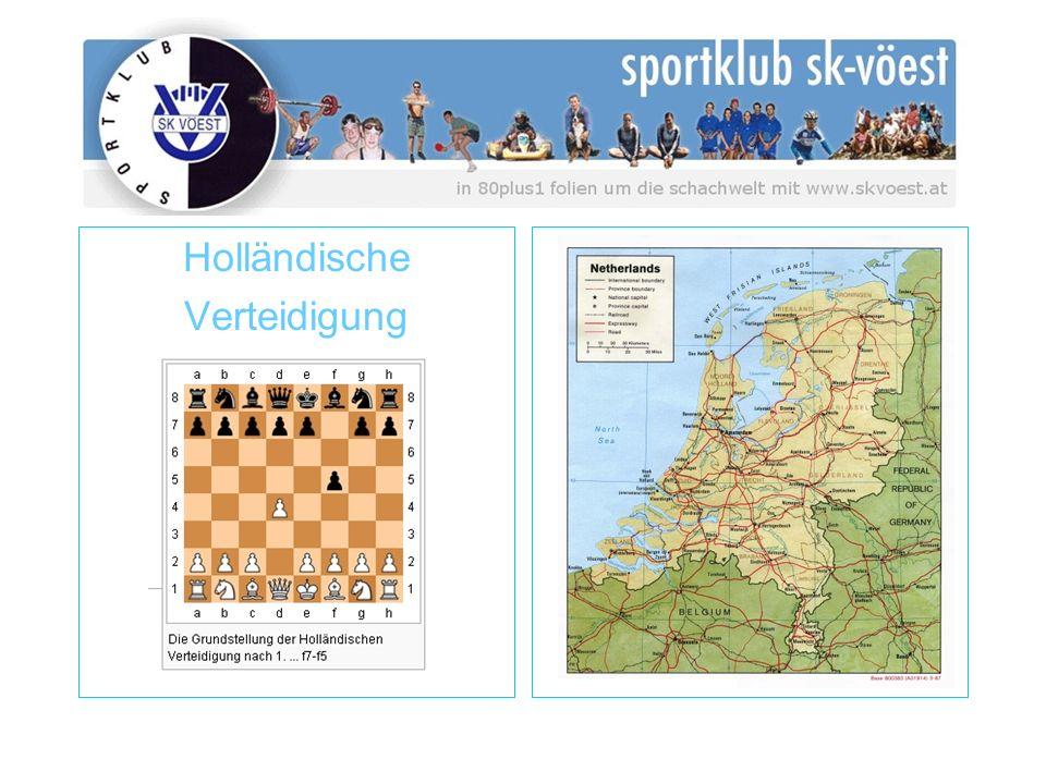 Holländische Verteidigung