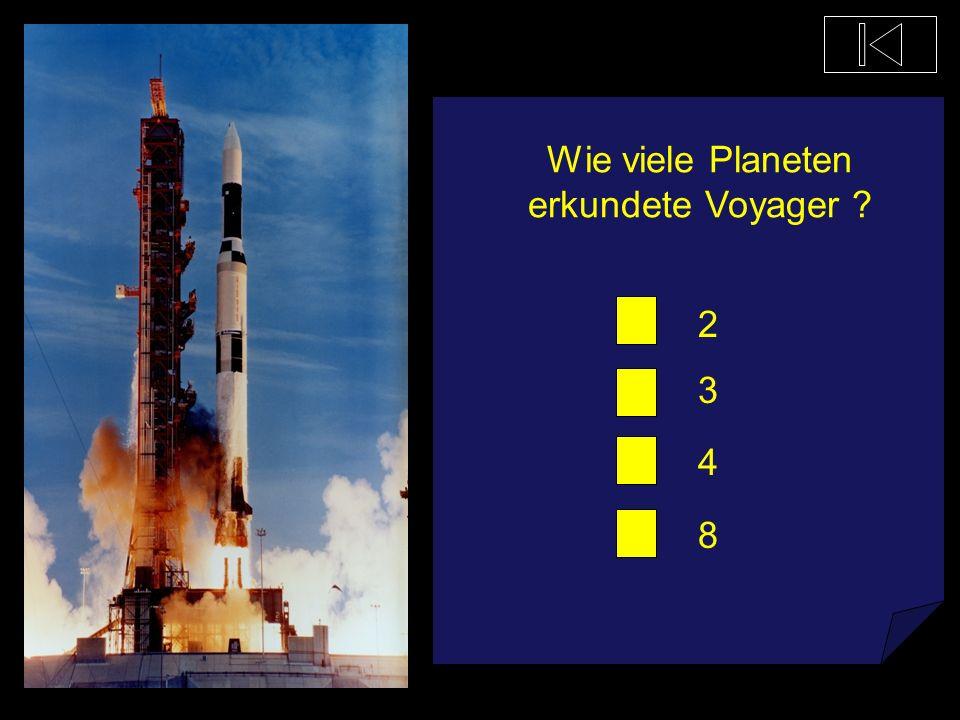 Wie viele Space-Shuttle- Flüge gab es bisher ? 3 22 3001 130