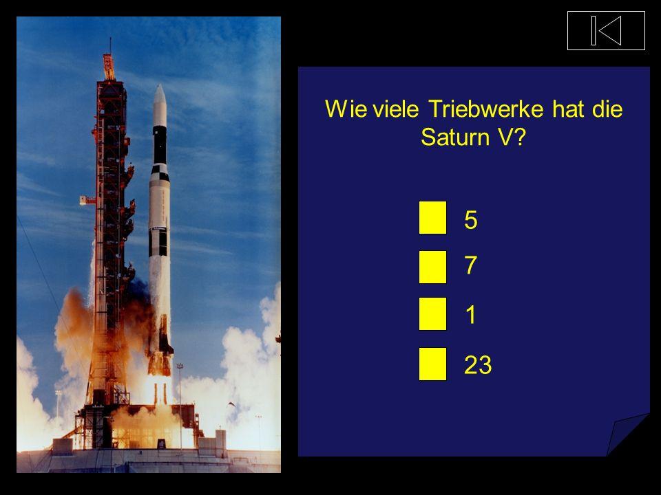 Aus was besteht der Treibstoff einer Rakete? Zucker + Salz Wasserstoff + Sauerstoff Cola + Mentos Benzin und Holz