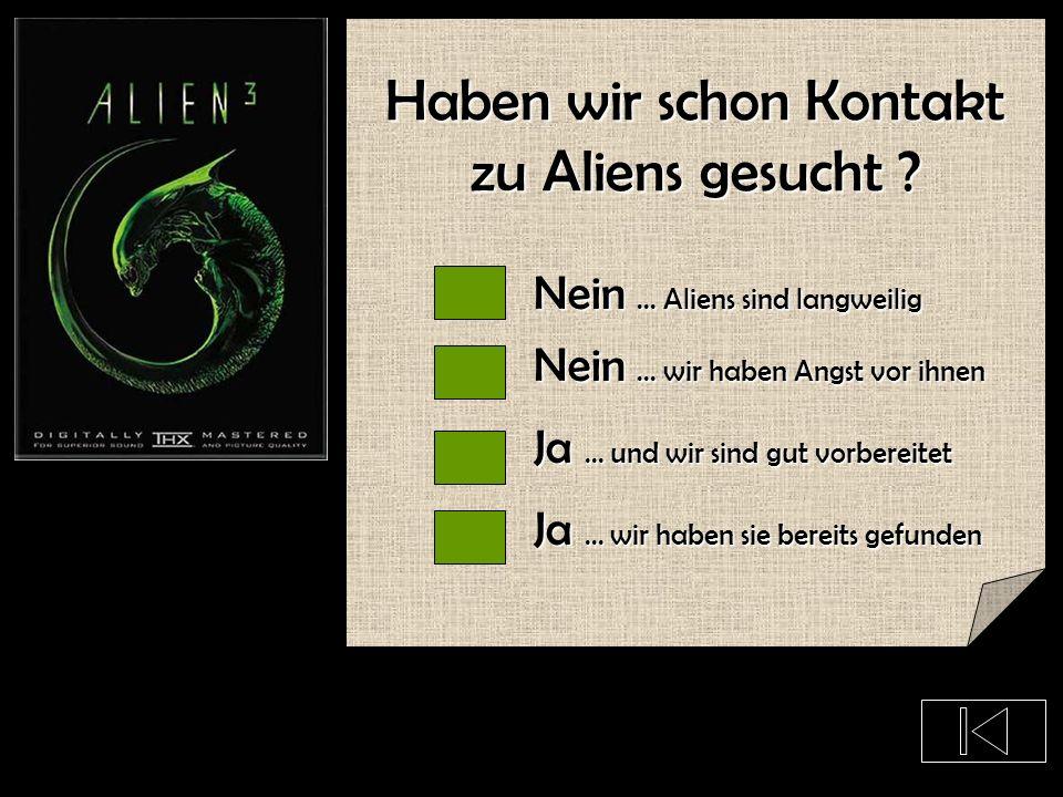 Wie heißt der Alien, der heute zu Besuch kommt ? XyrnRadonE.T.Markus