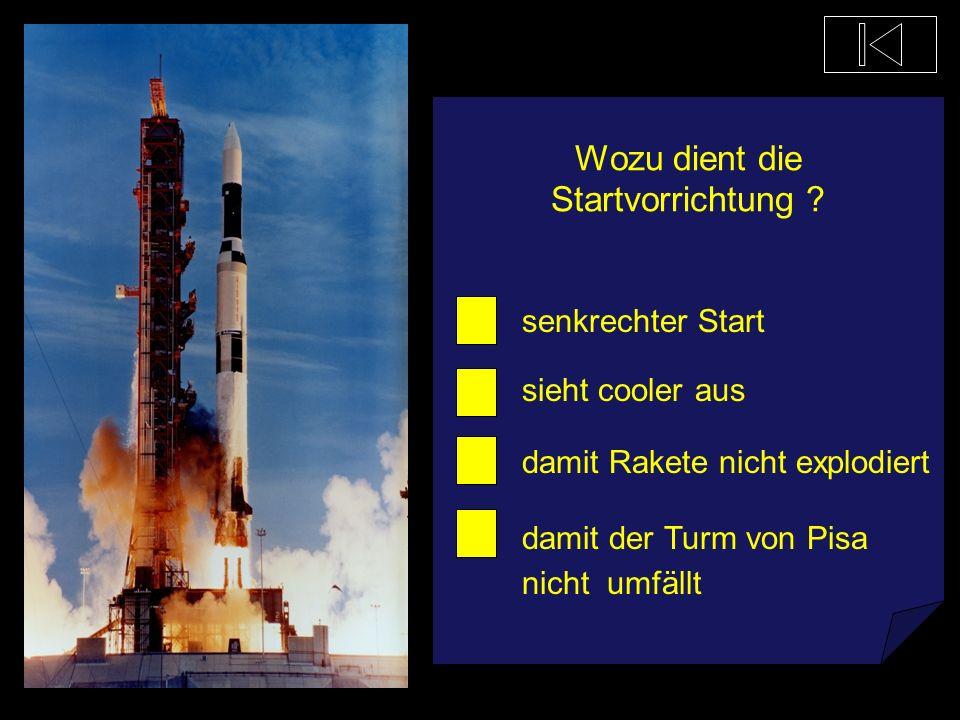 Warum füllen wir Wasser in unsere Rakete ? besseres Design damit man nass wird zur Kühlung damit sie höher fliegt