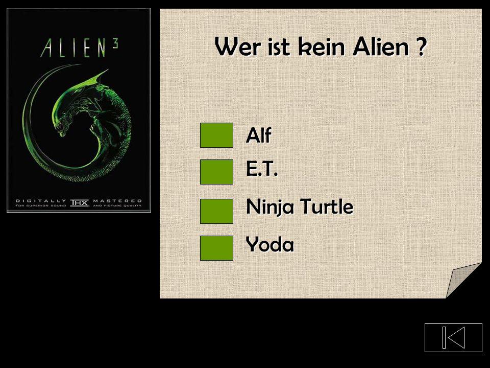 Haben wir schon Kontakt zu Aliens gesucht ? Nein... Aliens sind langweilig Nein... wir haben Angst vor ihnen Ja... und wir sind gut vorbereitet Ja...