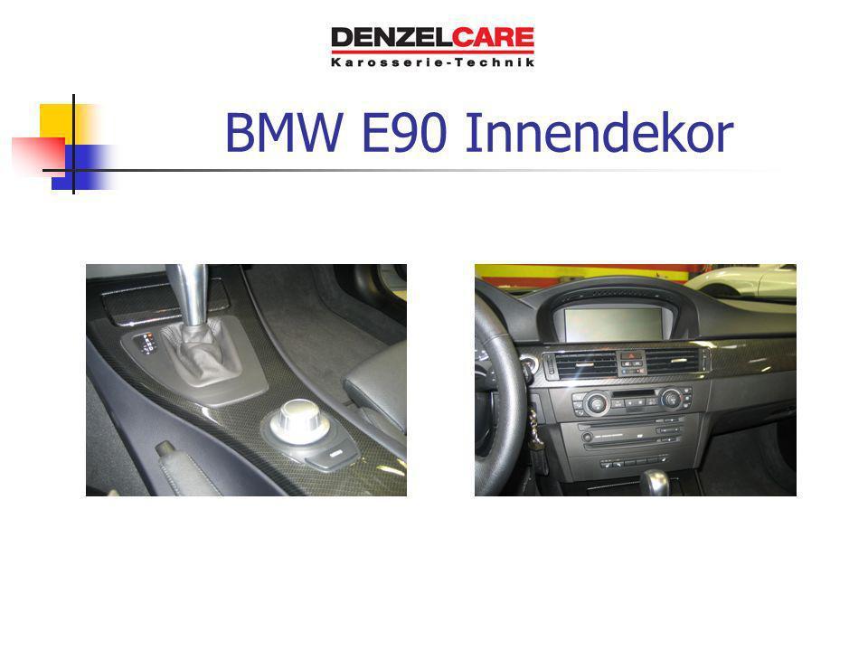 BMW E90 Innendekor