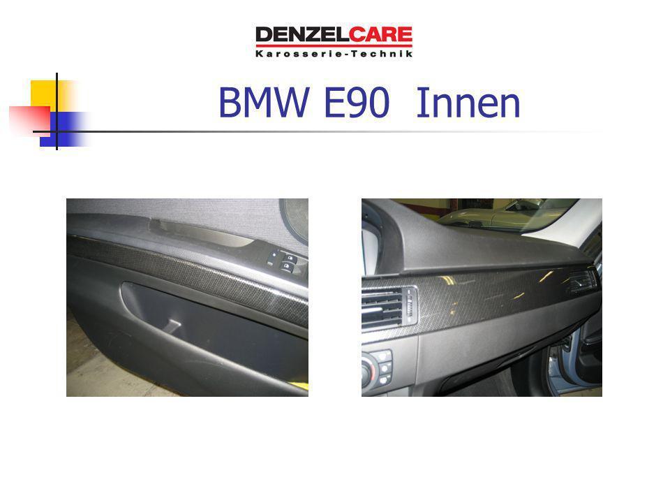 BMW E90 Innen
