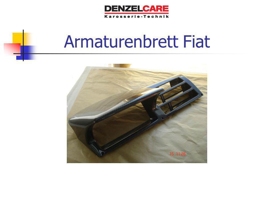 Armaturenbrett Fiat