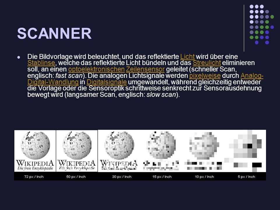 SCANNER Barcodelesegerät Barcodelesestift Fingerabdruck-Scanner