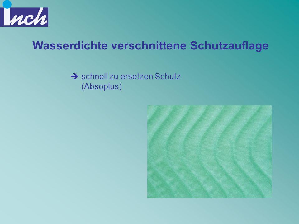 Wasserdichte verschnittene Schutzauflage schnell zu ersetzen Schutz (Absoplus)