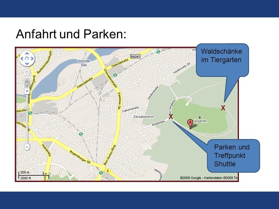 Ort, Kosten und Anmeldung: Waldschänke im Tiergarten, 90480 Nürnberg, Beginn jeweils 19:00, Shuttle von 18:30 bis 19:00 Dauer bis ca. 22:00 Uhr Preis