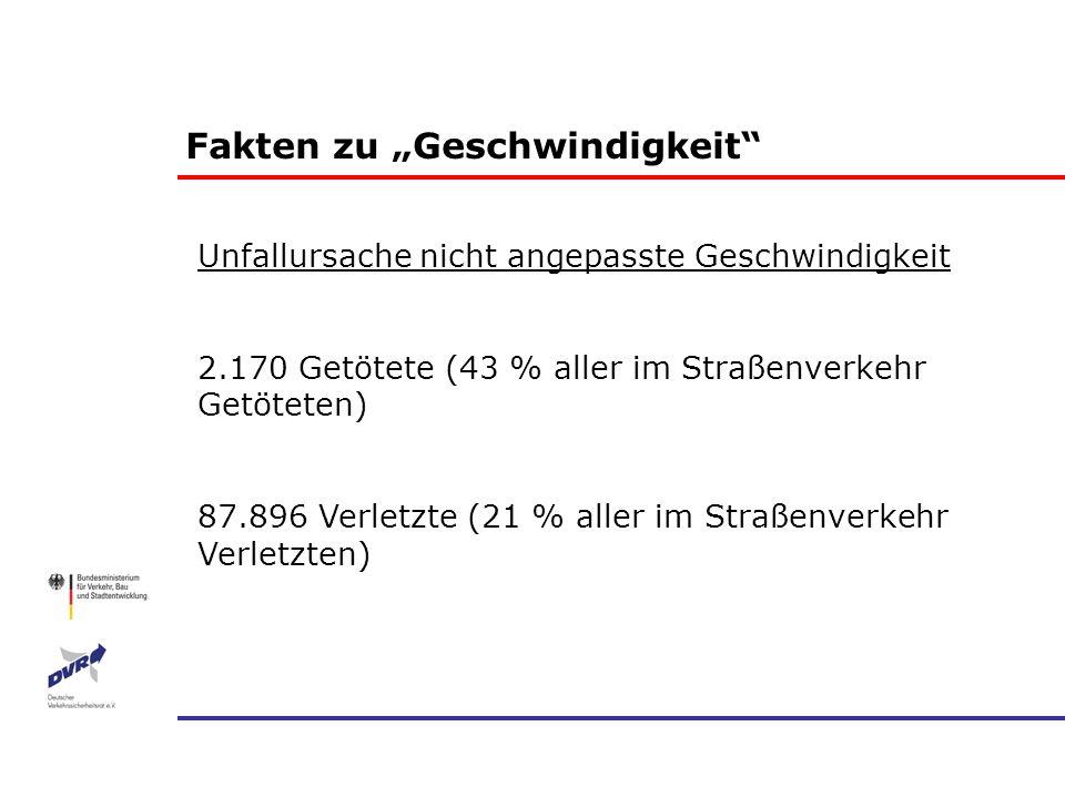 Nationale Kampagne Verkehrssicherheit - 2007: Umfangreiches Ausschreibungsverfahren - Zuschlag 2007 an Scholz & friends