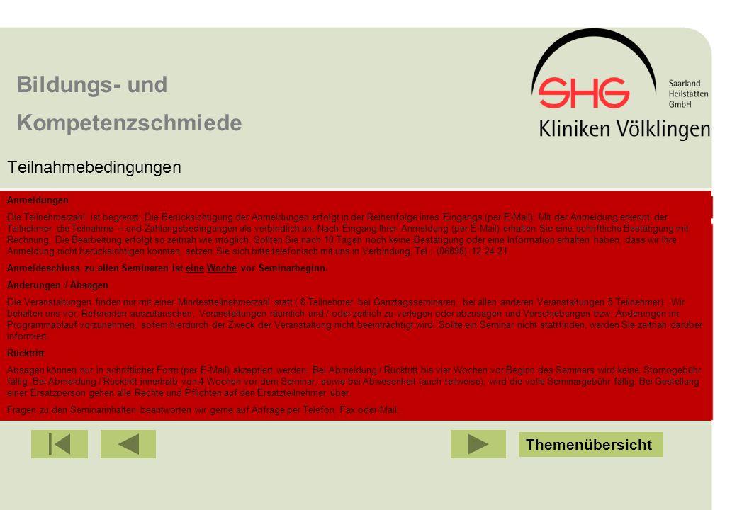 IBF Seminare 2008 Medizinische und Notfall-Seminare Gesundheitsförderung Hygiene Kommunikation und Kundenorientierung Persönlichkeitstraining Weiterbildungen Themenübersicht Themenbereiche