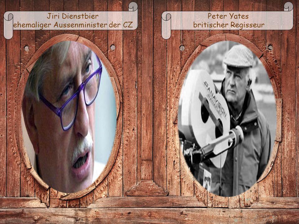 Pete Postlethwaite britische Schauspieler Gerry Rafferty britischer Folk- und Rockmusiker