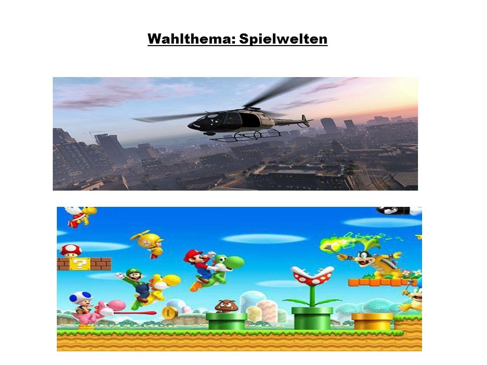 Was sind Spielwelten.