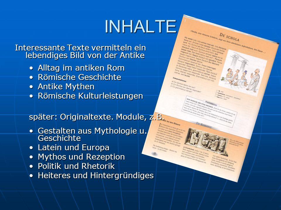 INHALTE Interessante Texte vermitteln ein lebendiges Bild von der Antike Alltag im antiken RomAlltag im antiken Rom Römische GeschichteRömische Geschi