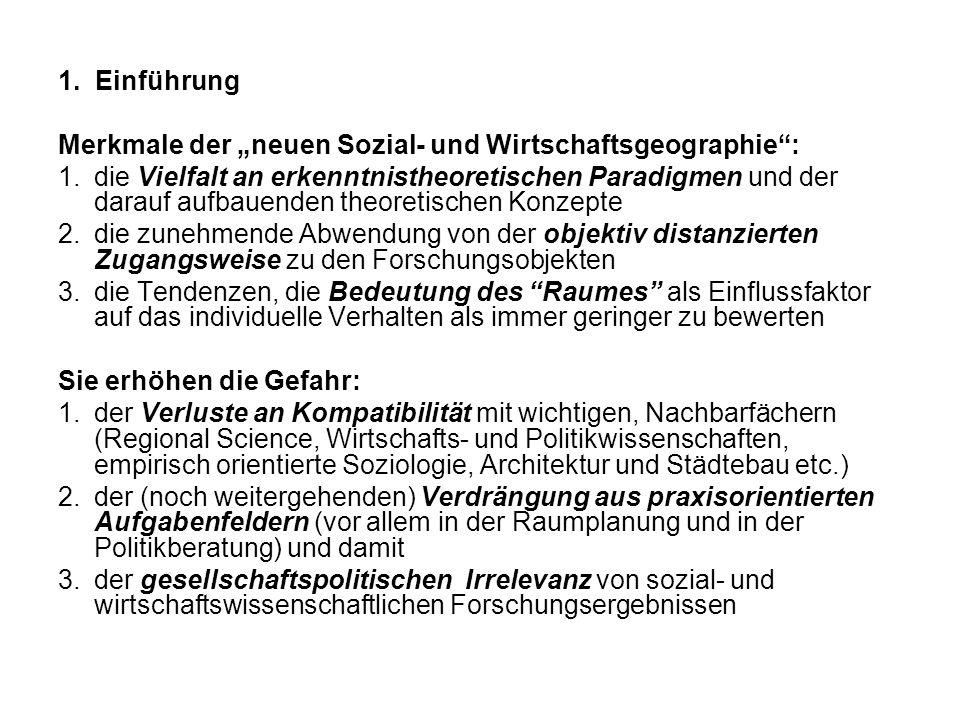 Inputindikatoren der Regionalentwicklung: Innovationspotential (A. Mösgen, 2007)