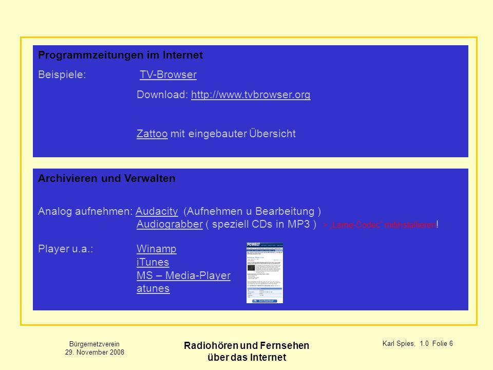 Bürgernetzverein 29.
