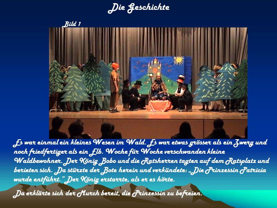 RollenverteilungRolle 1. Besetzung (Di 9.15 Uhr, Mi 19.00 Uhr) 2. Besetzung (Di 19.00 Uhr, Mi 9.15 Uhr) MurchKevinLara PitRaimondaNina TrudiJuliaLejla