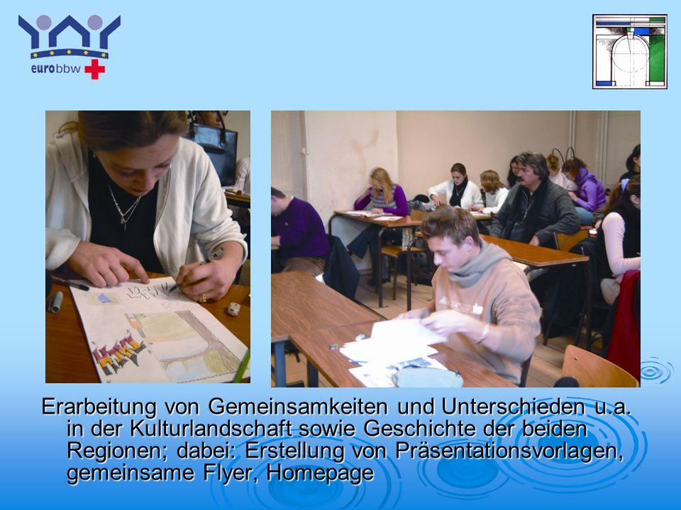 Logo 1 Erarbeitung von Gemeinsamkeiten und Unterschieden u.a.