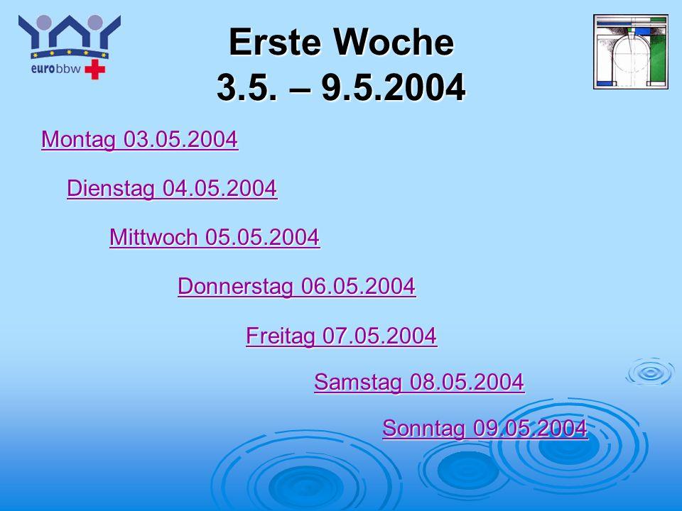 Logo 1 Erste Woche 3.5.