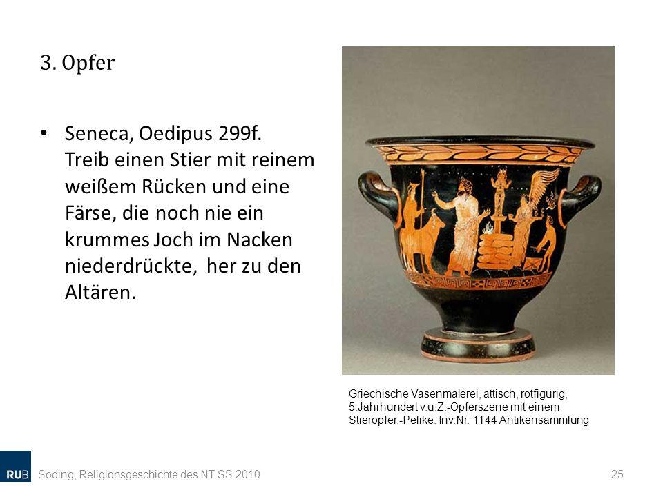 3.Opfer Seneca, Oedipus 299f.