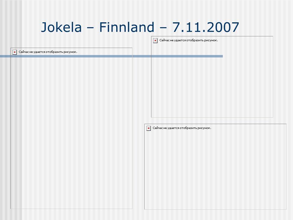 Jokela – Finnland – 7.11.2007 Auszüge Abschiedsbrief Ich bin ein zynischer Existenzialist, antihumanistischer Humanist, antisozialer Sozialdarwinist, realistischer Idealist und ein gottgleicher Atheist.