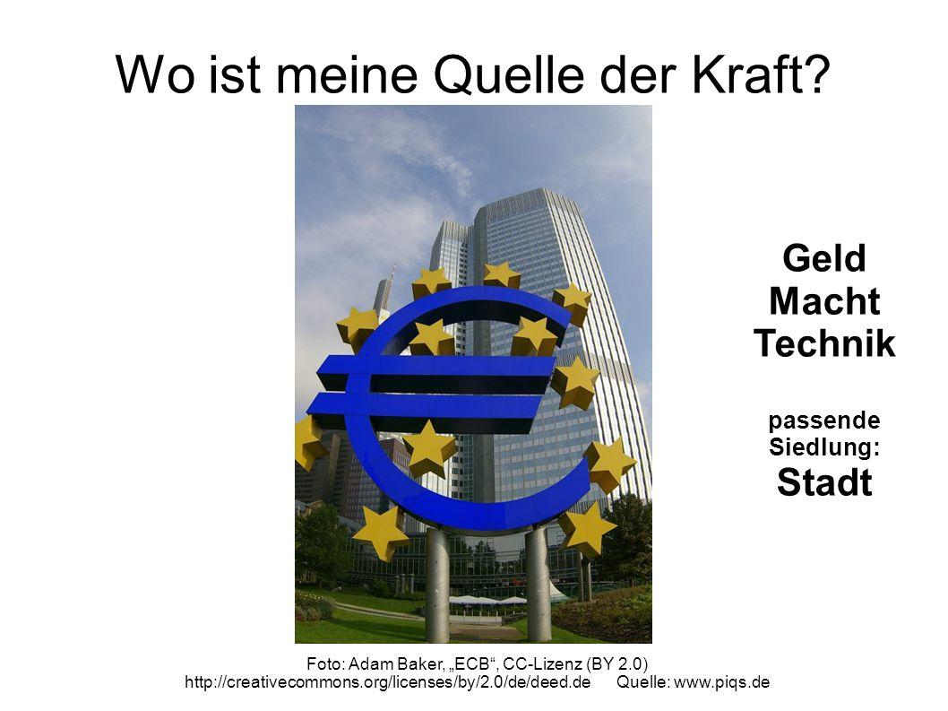 Wo ist meine Quelle der Kraft? Foto: Adam Baker, ECB, CC-Lizenz (BY 2.0) http://creativecommons.org/licenses/by/2.0/de/deed.de Quelle: www.piqs.de Gel