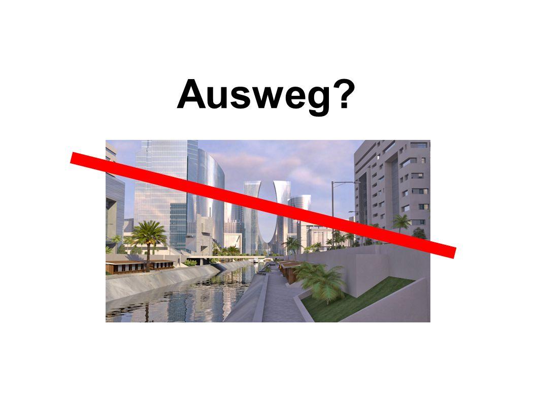 Ausweg? Eco Atlantic City ??? Die umweltfreundliche Stadt ???