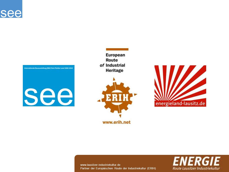 see www.lausitzer-industriekultur.de Partner der Europäischen Route der Industriekultur (ERIH)