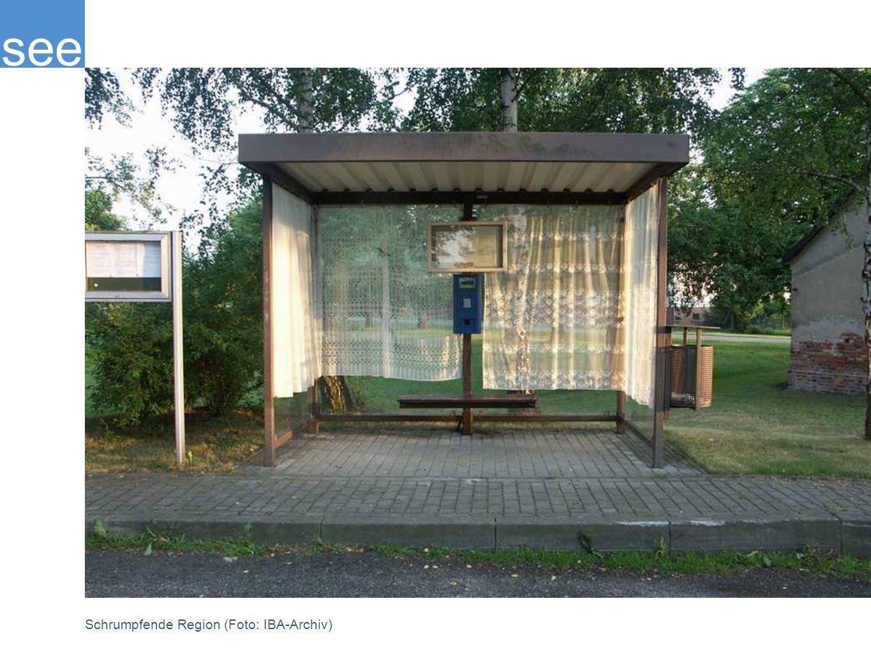see IBA-Archiv Besucherbergwerk F60 www.lausitzer-industriekultur.de Partner der Europäischen Route der Industriekultur (ERIH)