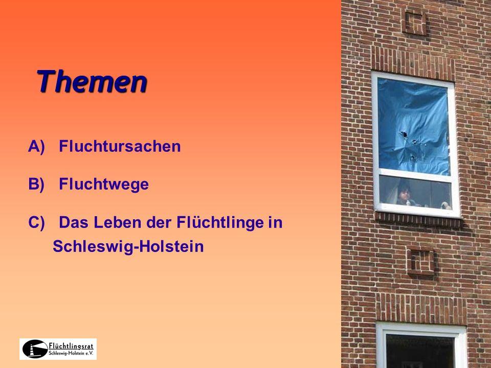 07.12.2010 13/20 Kosten und Schwierigkeiten Die Flucht kostet häufig sehr viel Geld.