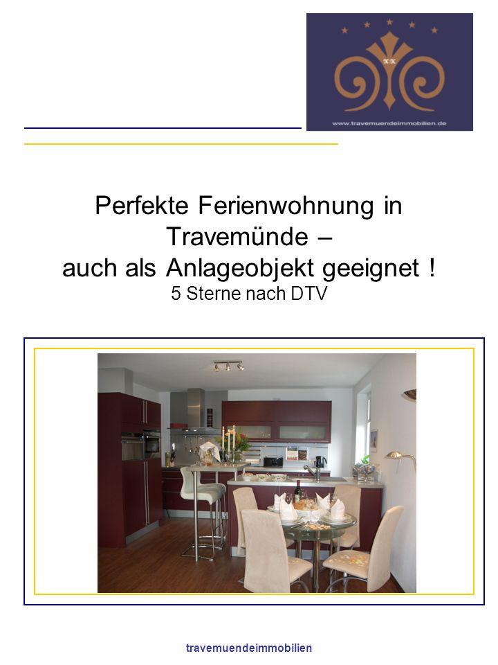 travemuendeimmobilien Perfekte Ferienwohnung in Travemünde – auch als Anlageobjekt geeignet .