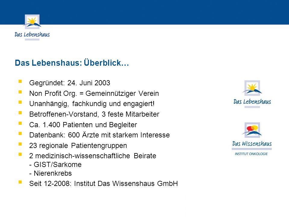 Hier steht Ihre Fußzeile Seite 7 Gegründet: 24.Juni 2003 Non Profit Org.