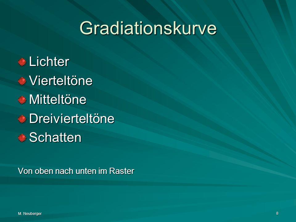 M.Neuberger 89 Das Lasso Kommen wir zurück zur Auswahl der Telefonzelle.