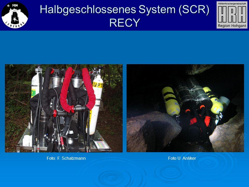 Halbgeschlossenes System (SCR) RECY Foto U. AnlikerFoto: F. Schatzmann