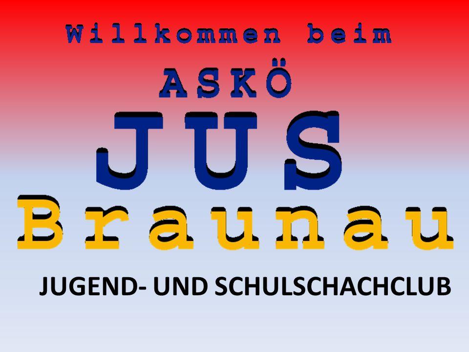 JUGEND- UND SCHULSCHACHCLUB