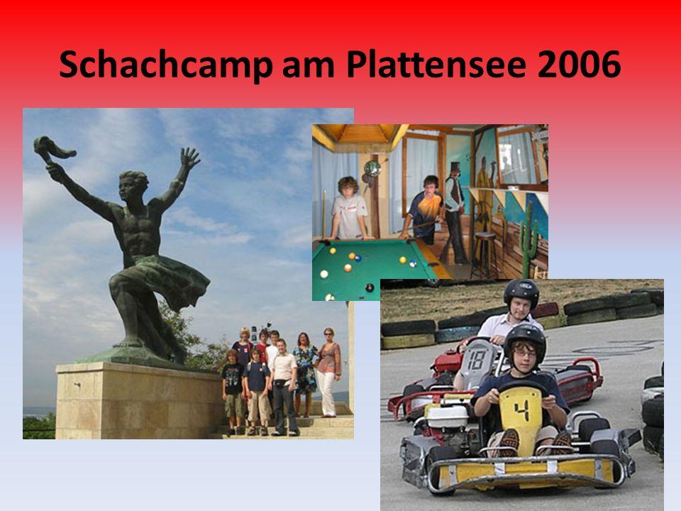 Schachcamp am Plattensee 2006