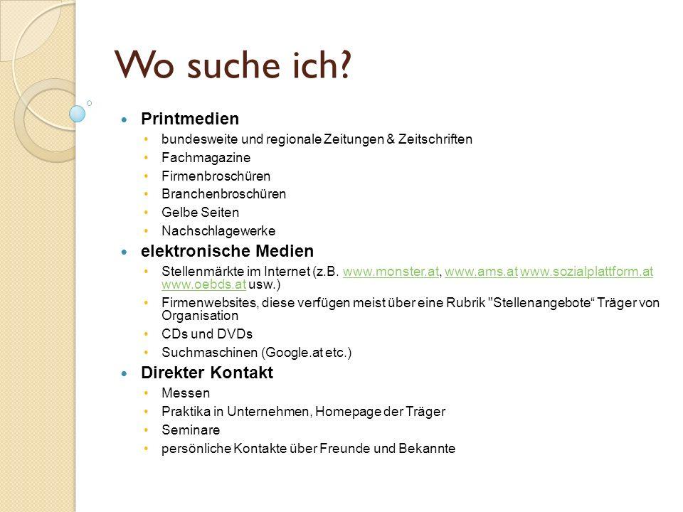 Wo suche ich? Printmedien bundesweite und regionale Zeitungen & Zeitschriften Fachmagazine Firmenbroschüren Branchenbroschüren Gelbe Seiten Nachschlag