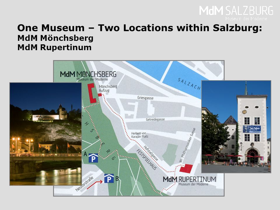 Preview of Exhibitions 2008/2009 04.10.08 - 11.01.09Nobuyoshi Araki, MdM Rupertinum 25.10.08 - 01.02.09Paul Klee.