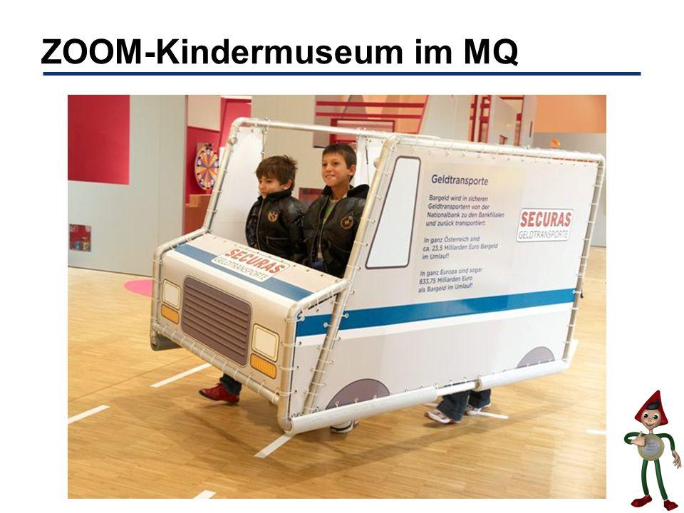 Seite 18 ZOOM-Kindermuseum im MQ