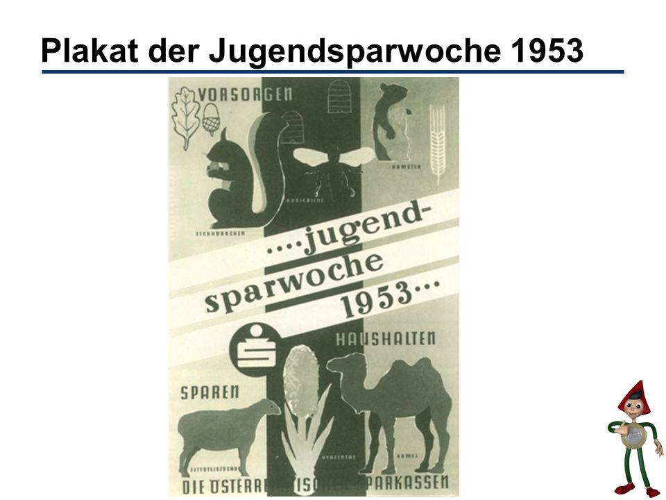 Seite 5 Plakat der Jugendsparwoche 1953