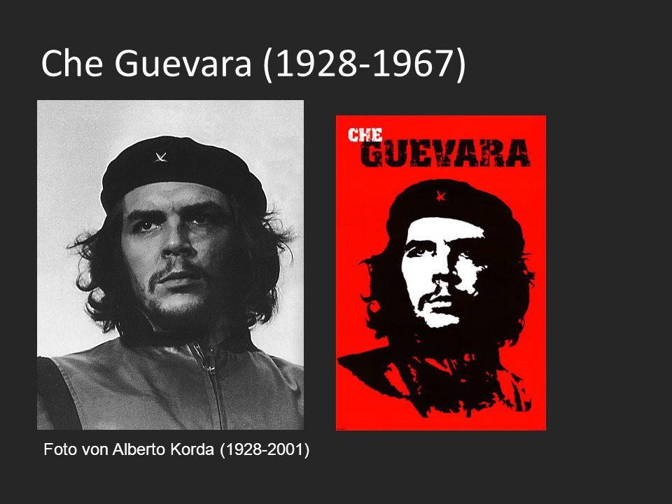 Che Guevara (1928-1967) Foto von Alberto Korda (1928-2001)