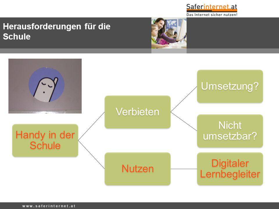 Handy in der Schule VerbietenUmsetzung? Nicht umsetzbar? Nutzen Digitaler Lernbegleiter Herausforderungen für die Schule